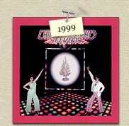 YEAR:&nbsp;1999&nbsp;&nbsp;&nbsp;&nbsp;COSTUME:&nbsp; 				Seventies Disco<p>IMAGE USED:&nbsp;Saturday Night Fever album cover